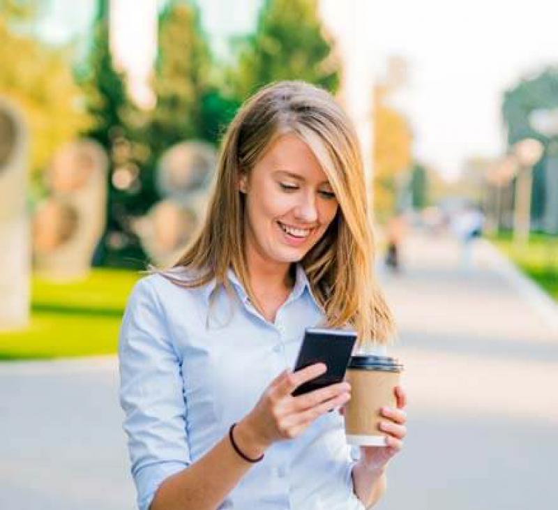 Application mobile d'un Espace Client