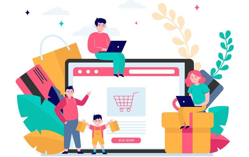 Développement des ventes en ligne avec un site e-commerce