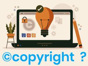 Le Copyright : doit-on le mentionner sur un site web ?
