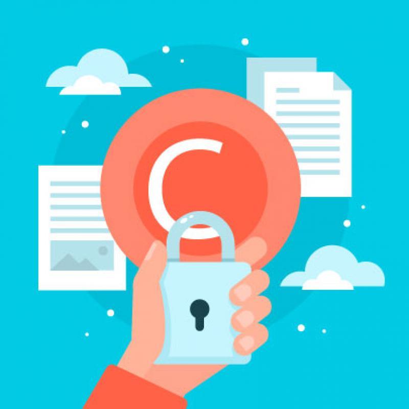 Protection et copyright
