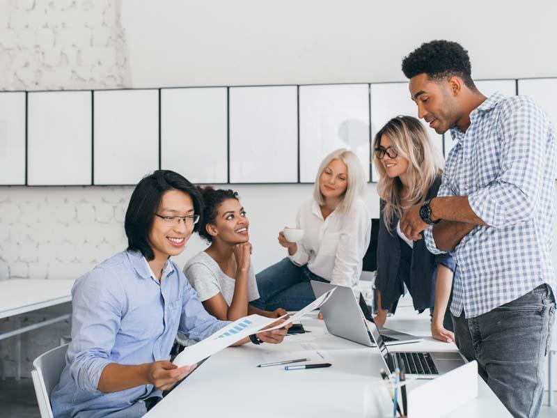 Les métiers autour de la communication digitale