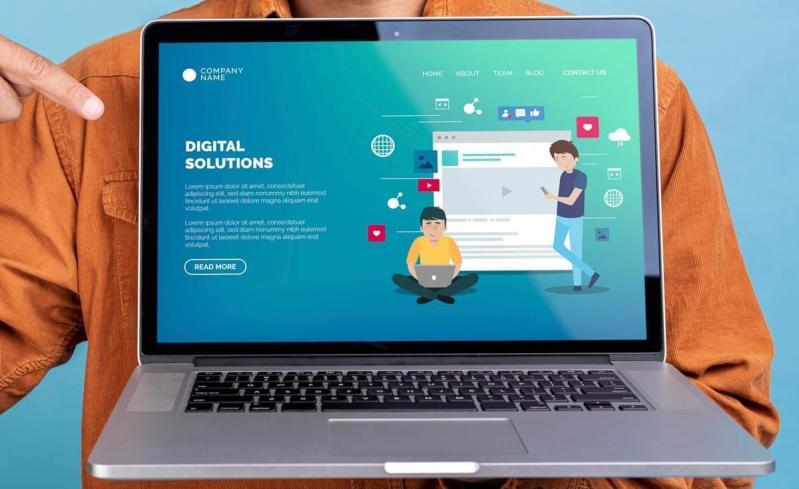 Site internet : un outil de communication digitale
