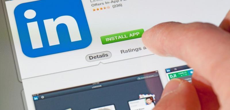 Application LinkedIn