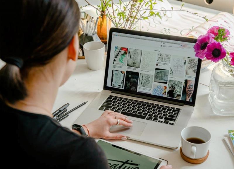 Améliorer le design du site internet d'une entreprise
