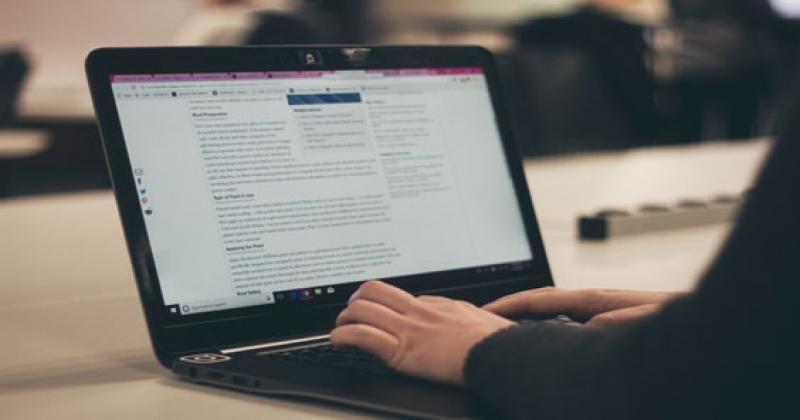 Rédaction d'article de blog d'entreprise