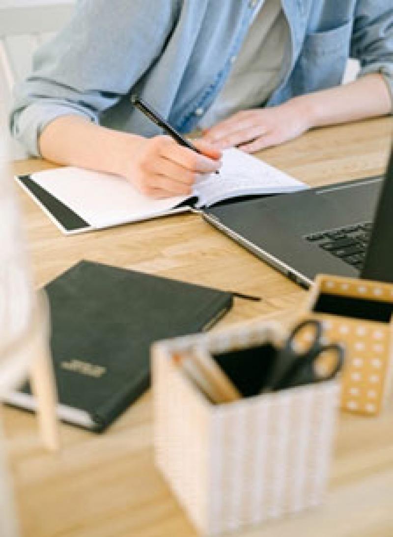 Rédaction d'articles de blog
